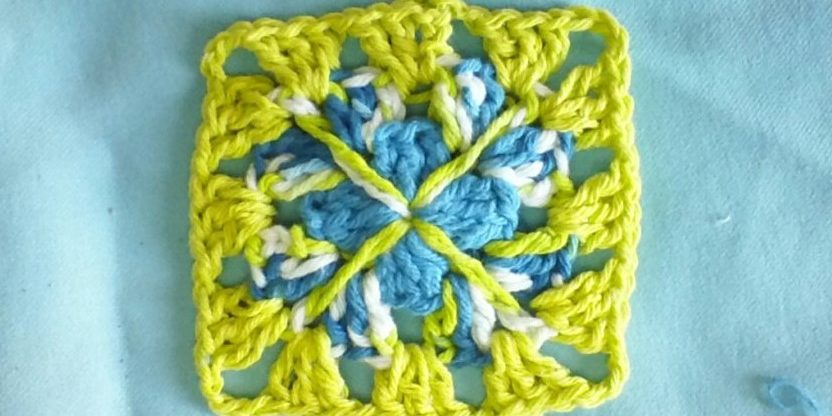 4 Free Crochet Motif Patterns Granny Squares Pansy Motifs And More